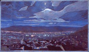 La lune dans les nuits / People's Night and Moon(1993)