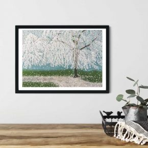 Artistic Painting to Print アートプリント