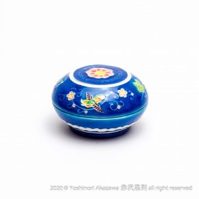 Incence Box 陶芸 香合