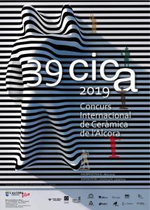39 CICA 2019 @ Museu de Ceràmica de l'Alcora, Spain